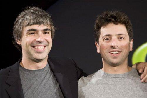 داستان اوج گیری،دوری از رسانه هاو بازنشستگی بنیان گذار های گوگل،لری پیج و سرگی برین.