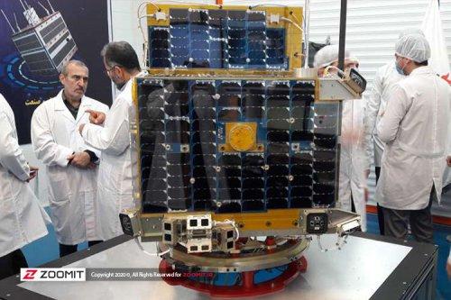 آذریجهرمی: اکنون ۶ ماهواره آماده ارسال به مدار داریم