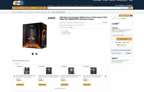 جمعبندی بررسیهای AMD تردریپر 3990X
