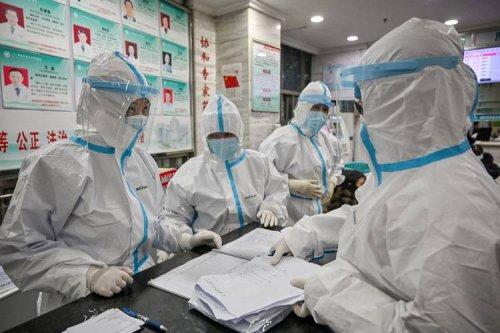 چین نخستینبار آمار کارکنان بهداشتی آلوده به ویروس کرونا را منتشر کرد