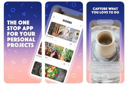 اپلیکیشن Hobbi فیسبوک با قابلیتهای شبیه به Pinterest معرفی شد