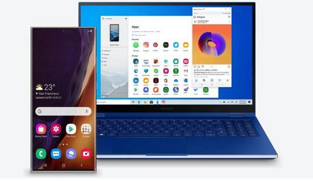 حالا با برنامه Your Phone مایکروسافت میتوانید برنامههای گوشی را بر روی کامپیوتر اجرا کنید